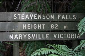 Stevensons Falls - Accommodation Yamba