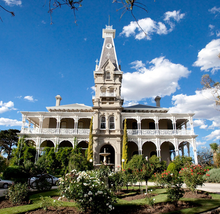 Rupertswood Mansion - Accommodation Yamba