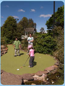 Wetlands Mini Golf - Accommodation Yamba