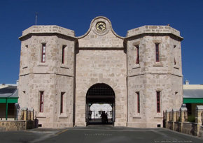 Fremantle Prison - Accommodation Yamba
