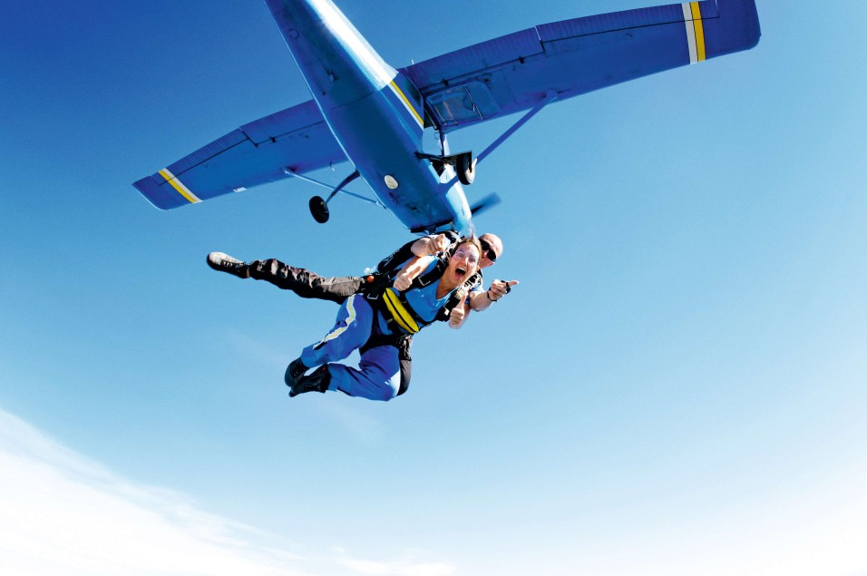 Skydive the Beach and Beyond Yarra Valley - Accommodation Yamba