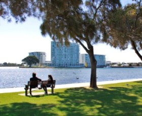 Foreshore Reserve - Accommodation Yamba