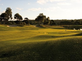 McCracken Country Club Golf Course - Accommodation Yamba