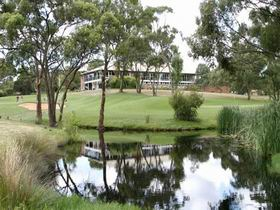 Flagstaff Hill Golf Club and Koppamurra Ridgway Restaurant - Accommodation Yamba