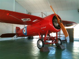Captain Harry Butler Red Devil Monoplane Memorial - Accommodation Yamba