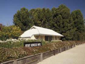 Mount Horrocks Wines and The Station Cafe - Accommodation Yamba