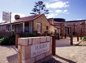 Hollick Winery And Restaurant - Accommodation Yamba