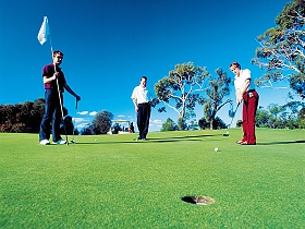 Huon Heights Public Golf Course - Accommodation Yamba