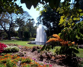 George Brown Darwin Botanic Gardens - Accommodation Yamba