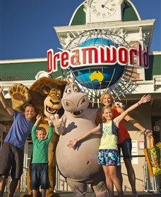 Dreamworld - Accommodation Yamba