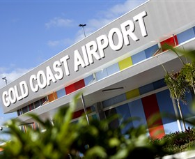 Gold Coast Airport - Accommodation Yamba