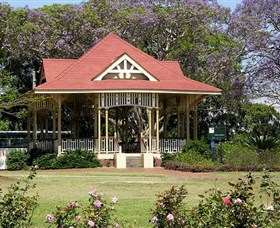Gympie Memorial Park - Accommodation Yamba