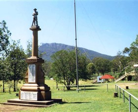 Maroon State School War Memorial - Accommodation Yamba