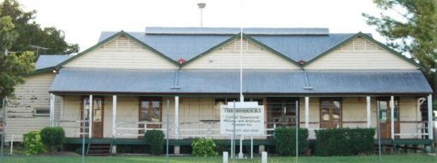Central Queensland Military Museum - Accommodation Yamba