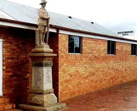 Westbrook War Memorial - Accommodation Yamba