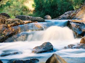 Crows Nest Falls - Accommodation Yamba