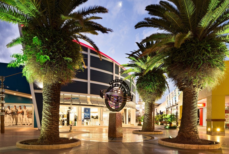 Harbour Town Outlet Shopping Centre - Accommodation Yamba