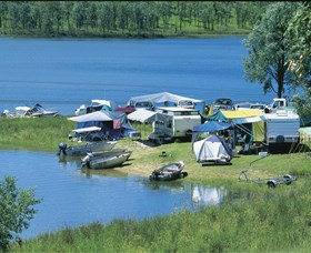 Lake Boondooma - Accommodation Yamba