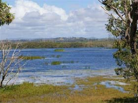 Lake Barfield - Accommodation Yamba