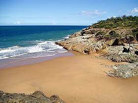 Eurimbula National Park - Accommodation Yamba