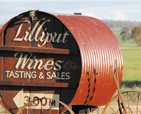 Lilliput Wines - Accommodation Yamba