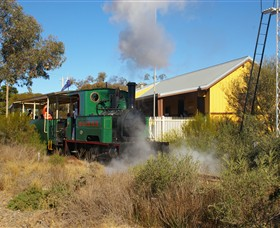 Red Cliffs Historical Steam Railway - Accommodation Yamba