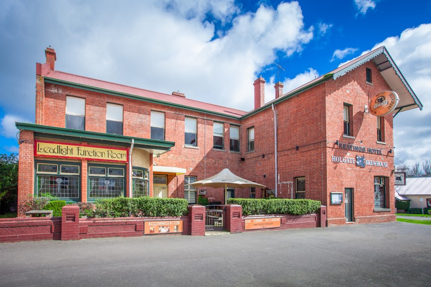 Holgate Brewhouse at Keatings Hotel - Accommodation Yamba