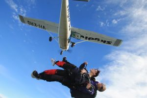 Australian Skydive - Accommodation Yamba