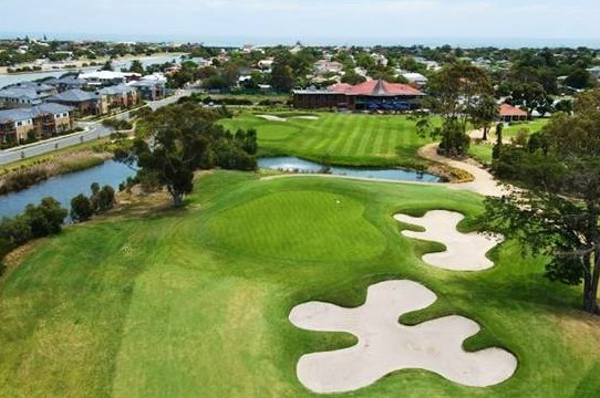 Patterson River Golf Club - Accommodation Yamba