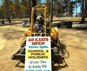 GTS Dirt Karts - Accommodation Yamba