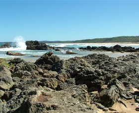 Coastal Walks - Bermagui - Accommodation Yamba