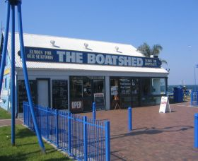 Innes Boatshed - Accommodation Yamba