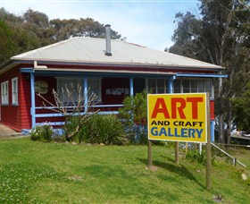 MACS Cottage Gallery - Accommodation Yamba