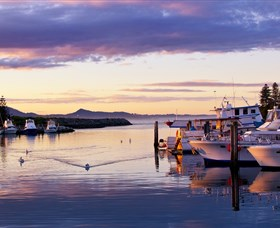Bermagui Fishermens Wharf - Accommodation Yamba