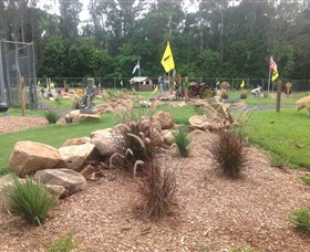 The Cove Miniature Golf Course
