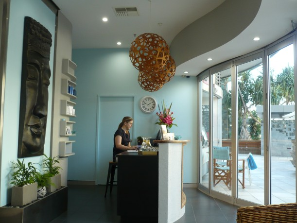 OmSari Spa - Accommodation Yamba