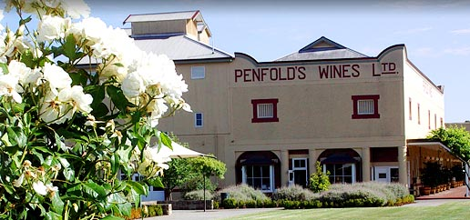 Penfolds Barossa - Accommodation Yamba