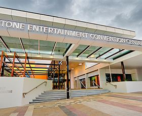 Gladstone Entertainment and Convention Centre - Accommodation Yamba