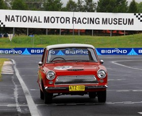 National Motor Racing Museum - Accommodation Yamba