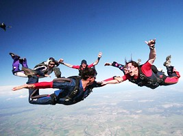 Skydive Maitland - Accommodation Yamba