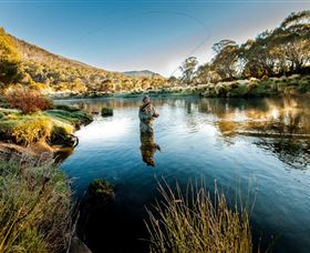 Fly Fishing Tumut - Accommodation Yamba