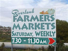 Riverland Farmers Market - Accommodation Yamba