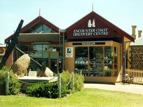 Encounter Coast Discovery Centre and The Old Customs and Station Masters House - Accommodation Yamba