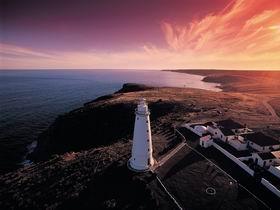 Cape Willoughby Lightstation - Cape Willoughby Conservation Park - Accommodation Yamba