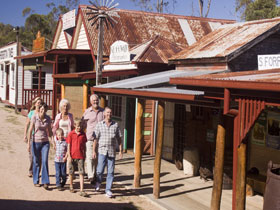 Historic Village Herberton - Accommodation Yamba