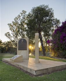 St George Pilots Memorial - Accommodation Yamba