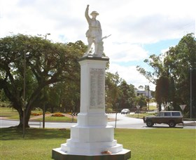 Atherton War Memorial - Accommodation Yamba