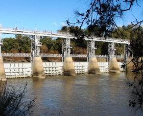 Gogeldrie Weir - Accommodation Yamba