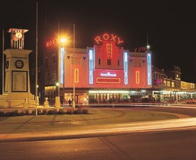 Roxy Theatre Leeton - Accommodation Yamba