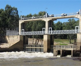 Yanco Weir - Accommodation Yamba